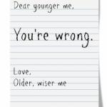 #60 Šta biste rekli sebi sa 18 godina?